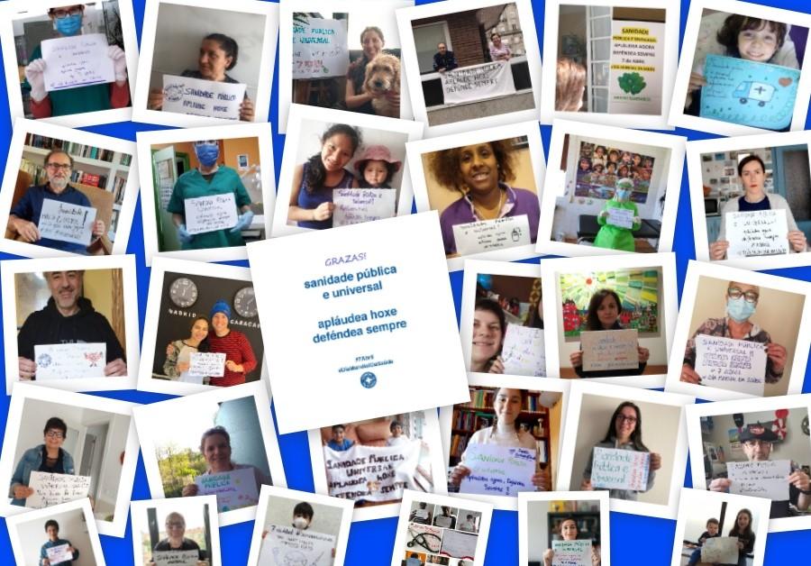 Día Mundial da Saúde_Campaña nas redes