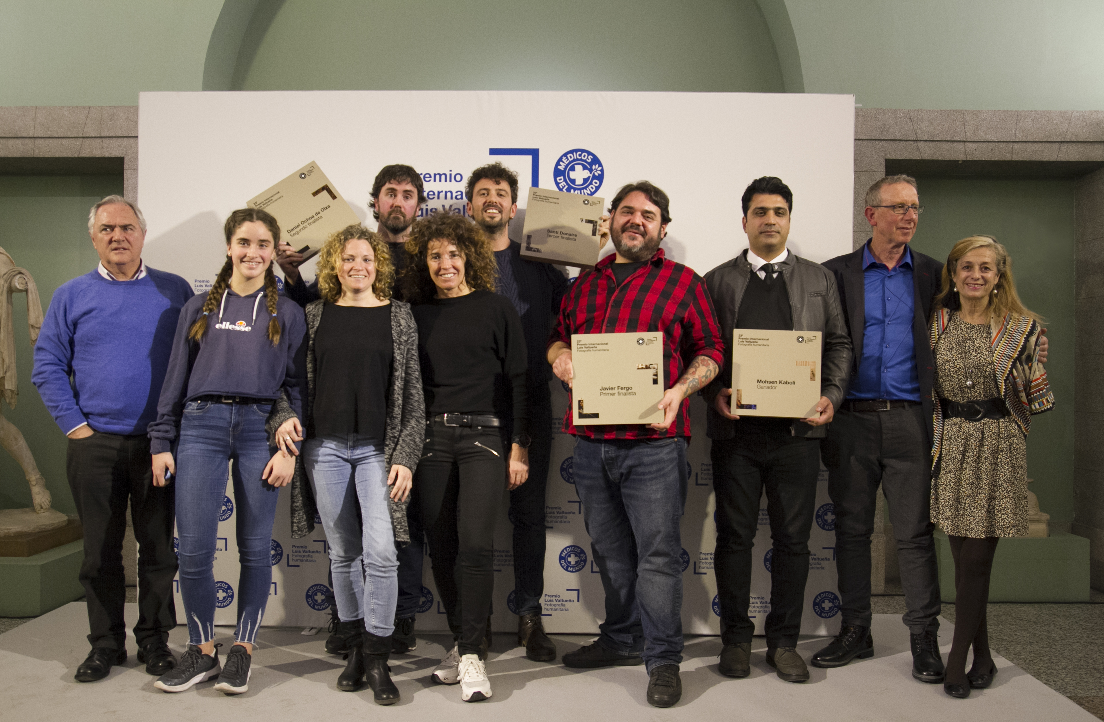 Entrega de premios de la 23ª edición. ©Afredo Matilla